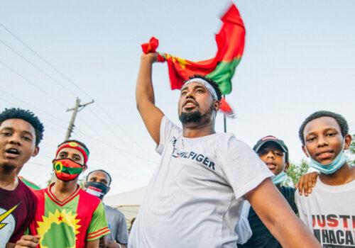 इथियोपियामा भएको हिंसामा परी मृत्यु भएकाको संख्या २३९ पुग्यो