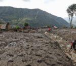 पहिरोले घर भत्किँदा एक परिवार विस्थापित, १० घर जोखिममा