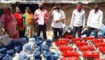 नगरपालिकाले व्यावसायिक कृषि सामाग्री वितरण