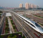 चीनको चमत्कार: एकै वर्ष एक हजार ३१० किलोमिटर रेलवे विस्तार