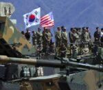 दक्षिण कोरिया अमेरिका संयुक्त सैन्य अभ्यास अर्को हप्ता हुने