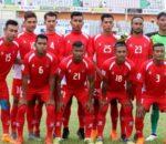 नेपाली राष्ट्रिय फुटबल टोलीको कोरोना परीक्षण आजदेखि