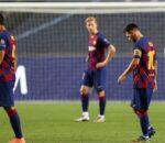 बायर्न म्युनिखसँग ८-२ को लज्जास्पद हार बेहोर्दै बार्सिलोना च्याम्यिन्स लिगबाट बाहिरियो