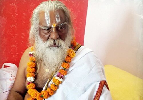 मोदीसँगै अयोध्यामा भूमिपूजनमा सहभागी महन्थ नृत्यु गोपाल दासमा कोरोनाभाइरस संक्रमण