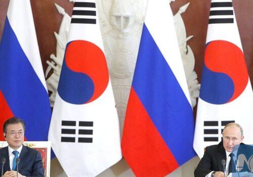 कोरिया र रसियाको व्यापार २५ अर्ब डलर