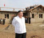 उत्तर कोरियामा पुनर्निर्माण गरिएका ८ सय २० घर बस्नै नमिल्ने