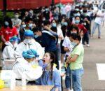 अमेरिकामा कोभिड–१९ बाट संक्रमित पाँच महिना यताकै सबैभन्दा कम