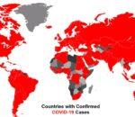 नयाँ स्वरुपको कोरोना भाइरस विश्वका ६० देशमा पुग्यो