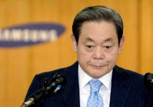 सामसुङका अध्यक्ष ली कुन–हीको निधन