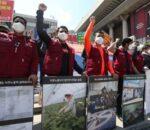 कोरियामा रहेका बिदेशी नागरिकहरुलाई पनि राहत देउ