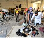 पाकिस्तानमा शक्तिशाली बम विस्फोट, सातको मृत्यु