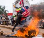 युगान्डामा भएको हिंसात्मक प्रदर्शनमा १६ जनाको मृत्यु