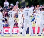 टेस्ट क्रिकेटः जेमिसनले लिए पाँच विकेट, पाकिस्तान सस्तोमै समेटियो