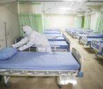 चीनले पाँच दिनमा १ हजार ५०० आइसोलेसन सेन्टर बनायो