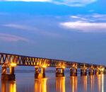 प्रधानमन्त्रीद्वारा राप्ती नदीमा पुल उद्घाटन