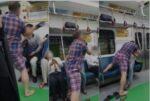 दक्षिण कोरियामा मास्क लगाउन अनुरोध गर्दा हातपात गर्नेलाई २० महिना जेल