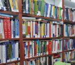 पशुपति पुस्तकालयका महत्वपूर्ण २०० पुस्तक पूर्व पदाधिकारीसँग