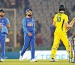 भारत–अस्ट्रेलिया क्रिकेट, अस्ट्रेलियाको मध्यम प्रदर्शन