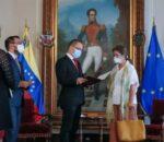 युरोपेली युनियनका राजदूतलाई ७२ घण्टाभित्र देश छाड्न आदेश