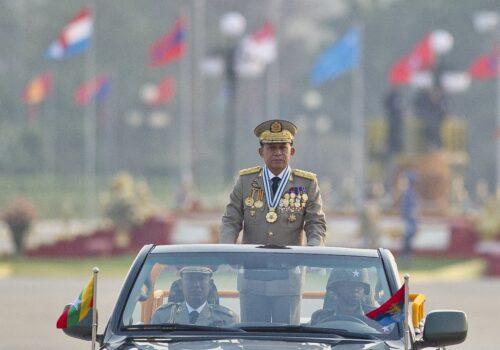म्यानमारको निर्वाचन आयोगद्वारा प्रमुख राजनीतिक दलसँग छलफल