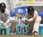टेस्ट क्रिकेटः भारतद्वारा इङ्ल्यान्ड ३१७ रनले पराजित