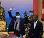 तीन बुँदे सहमति भित्र देश बनाउने महान आकांक्षा लुकेको छः महासचिव चन्द