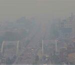 वायु प्रदुषणले श्वासप्रश्वास रोगी बढे