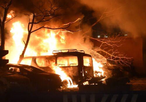 तालिबानद्वारा चिनियाँ राजदूत बसेको होटलमा बम बिस्फोट, चारजनाको मृत्यु
