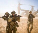 अफगानिस्तानमा बीस लडाकू मारिए