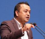 प्रधानमन्त्रीज्यू अहंकारको धरहराबाट ओर्लनुस्, कठिन अवस्था आइसक्यो: नेता गगन थापा