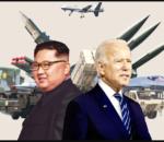 शत्रुतापूर्ण नीति लिएको उत्तर कोरियाको जो बाइडेनमाथि आरोप