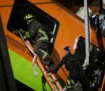 मेक्सिकोको रेल दुर्घटनामा कम्तीमा २० जनाको मृत्यु